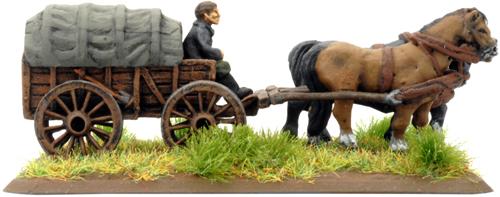 Supply Wagon (XX652)