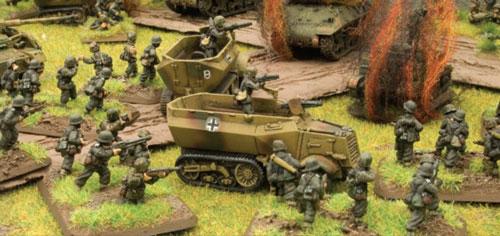 21. Panzerdivision Panzergrenadiers