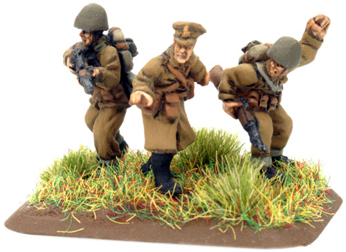 An example of the 2iC Command Rifle Team