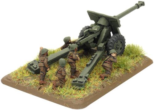 Schneider 105mm M36 gun (RO585)