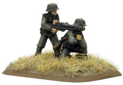 Polizei MG42 team, Partisans & Polizei (SBX09)