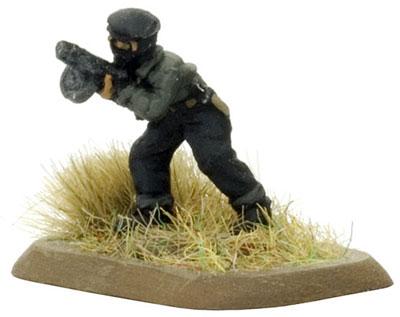 Partisan SMG gunner, Partisans & Polizei (SBX09)