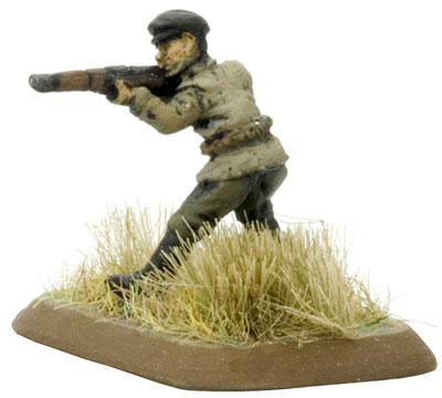 Partisan Rifleman, Partisans & Polizei (SBX09)