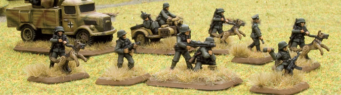Polizei, Partisans & Polizei (SBX09)