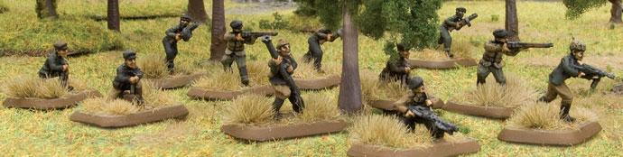 Partisans, Partisans & Polizei (SBX09)