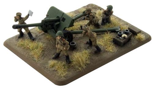 76mm Zis-3 Gun