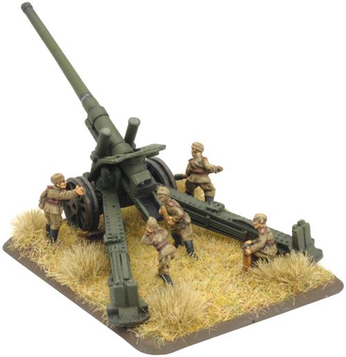 Reserve Artillery Battery (SBX18)