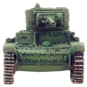 T-26 obr 1933 Light Tank Company (SBX21)