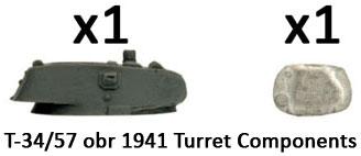 T-34 Tankovy Company (SBX29)