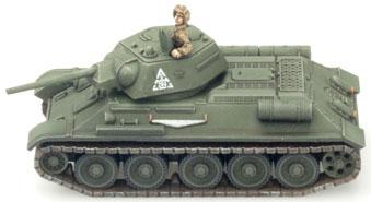 Plastic T-34