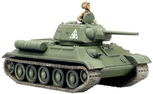 T-34 Batalion (Web Bundle) (SUAB05)