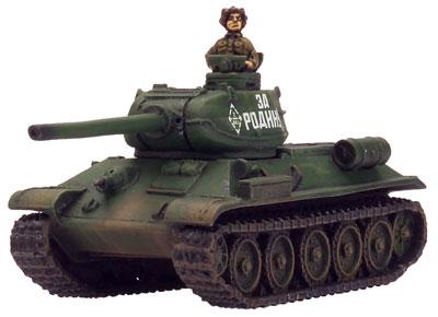 T-34/85 obr 1943