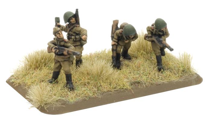 Late-war Strelkovy Company