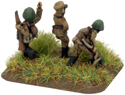 Heavy Mortar Platoon Command Rifle Team (SU751)