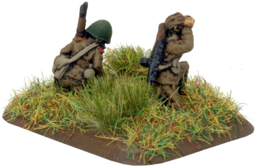 Heavy Mortar Platoon Observer Rifle Team (SU751)