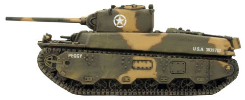M6 Heavy Tank (MM05)