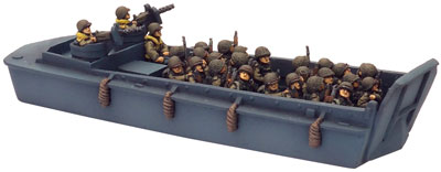 LCVP Boat Section (UBX08)