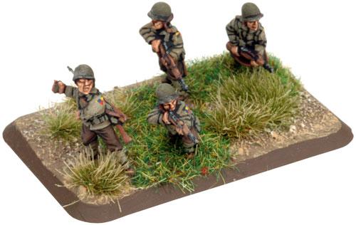 Armored Rifle Platoon (UBX41)