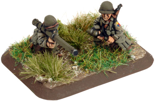 Armored Rifle Platoon (UBX41)