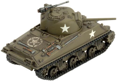M4A3 (late) Platoon (UBX44)