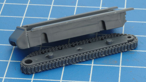 Assembling The M4A3 (late) Platoon