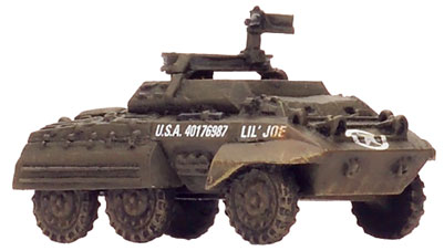 Tank Destroyer Security Section(US303)