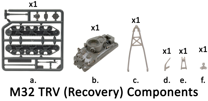M32 TRV (Recovery) (US601)