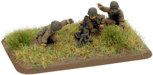 The Devil's Brigade Platoon 60mm Mortar Team (US748)