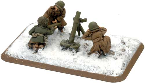 Mortar Platoon (Winter) (US754)