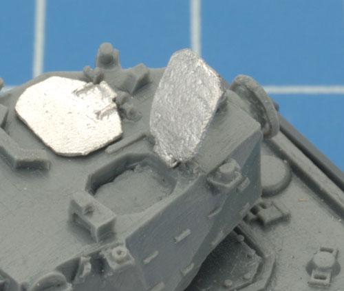 M113 FSV Turret (VAN242)