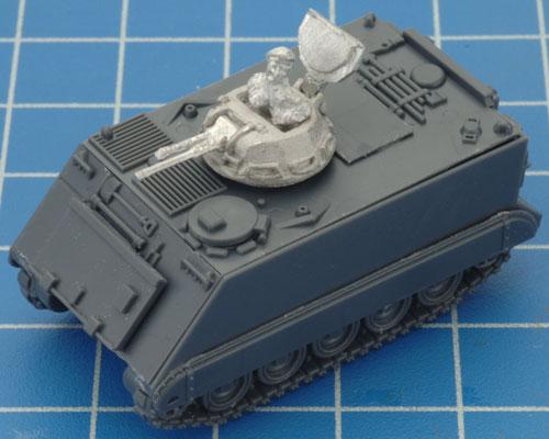 M113 M74C & T50 Turrets (VAN243)
