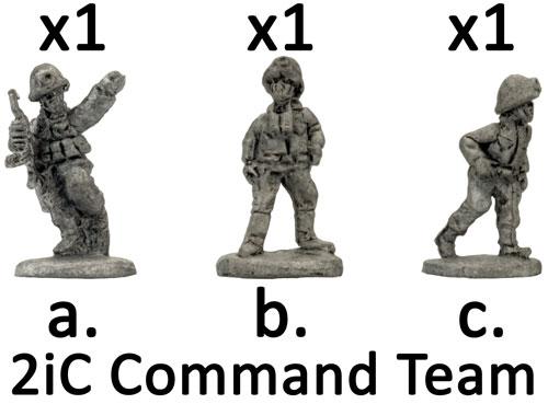 Infantry Battalion HQ (VPABX06)