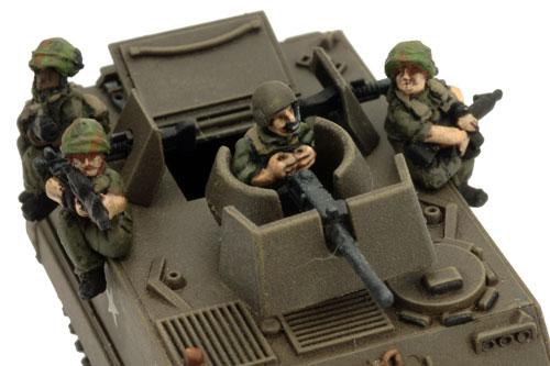 M113 Passengers & Crew (VUS710)