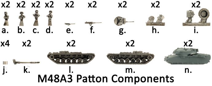 M48A3 Patton (VUSBX05)