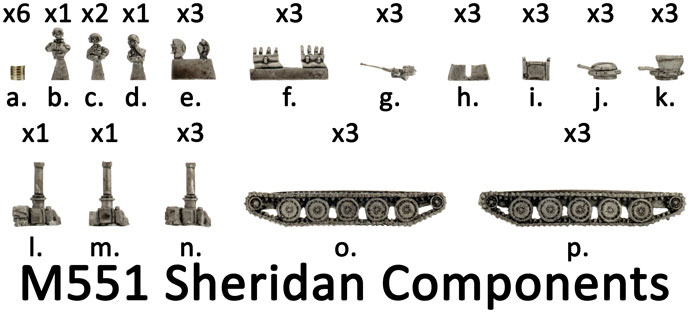 M551 Sheridan (VUSBX06)