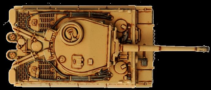 Tiger Heavy Tank Platoon (GBX99)