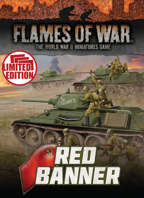 Red Banner Unit Cards (FW250U)