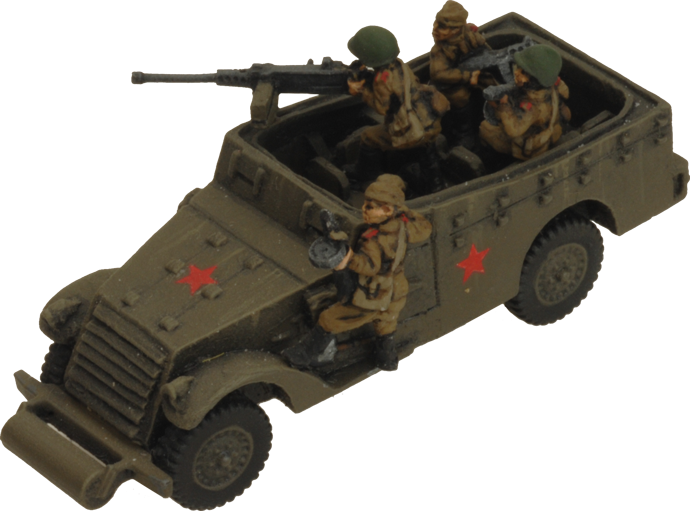 M3 Scout Transport (SU206)