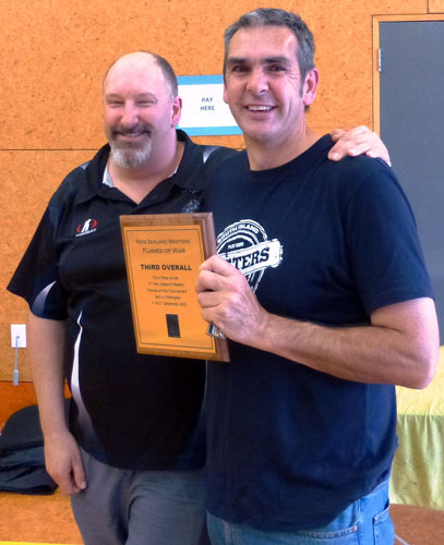 2012 New Zealand Flames Of War Masters Tournament Report