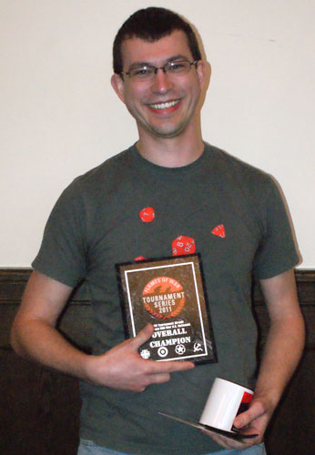 Overall Champion: Eric Riha