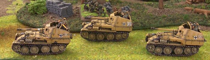 Marder Iii Tank Hunter Marder Iii m Tank Hunters