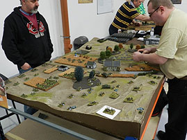 Battlefront Miniatures Mid-war Tournament Report