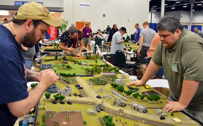 US Mid-war Nationals at Historicon 2014