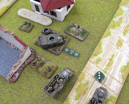 Mechanised Aces Battle Report