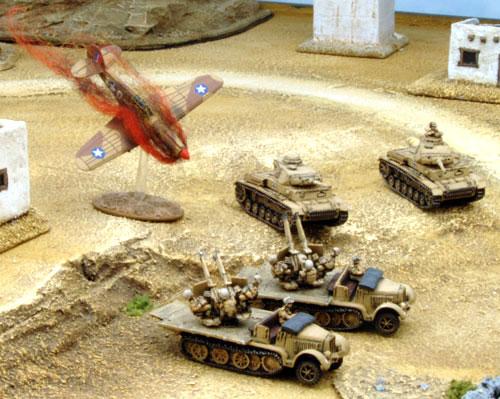 North Africa Battle Report