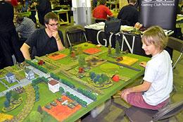 Rangers at Derby World Of Wargames Show