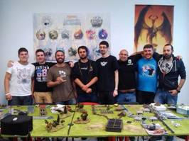 Tank Aces Campaign at Dominaria in Oviedo