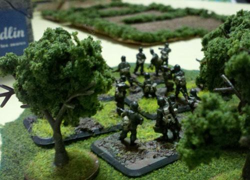 Firefight at Firefly Games