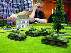 Learn To Play Flames Of War At TARGE 2014