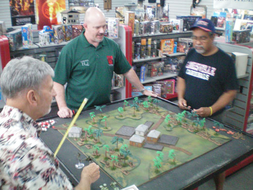 Vietnam Demo Day at Hard Knox Games